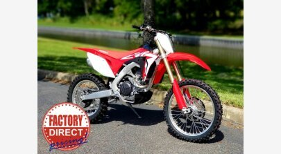2018 Honda CRF450R for sale 200898670