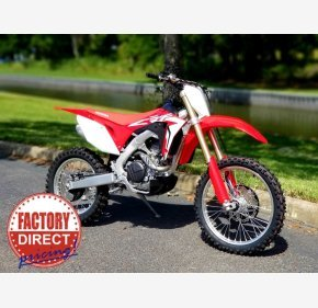 2018 Honda CRF450R for sale 200898670