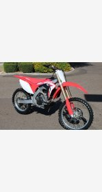 2018 Honda CRF450R for sale 200903290