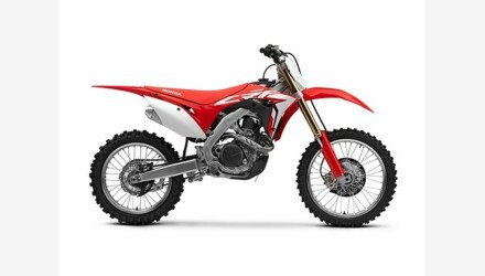 2018 Honda CRF450R for sale 201002269