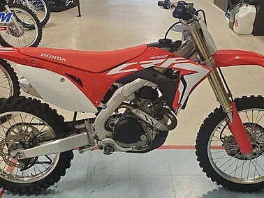 2018 Honda CRF450R for sale 201087497