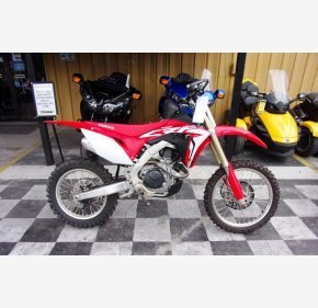 2018 Honda CRF450RX for sale 200780301