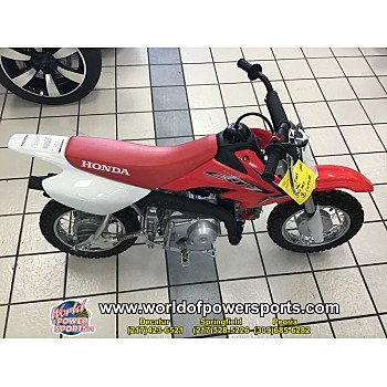 2018 Honda CRF50F for sale 200790035