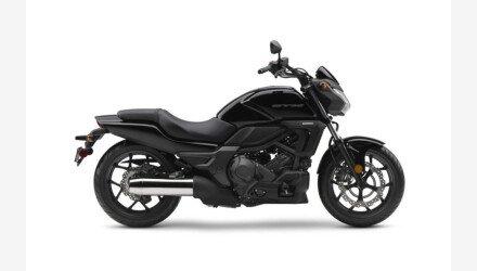 2018 Honda CTX700N for sale 200925094