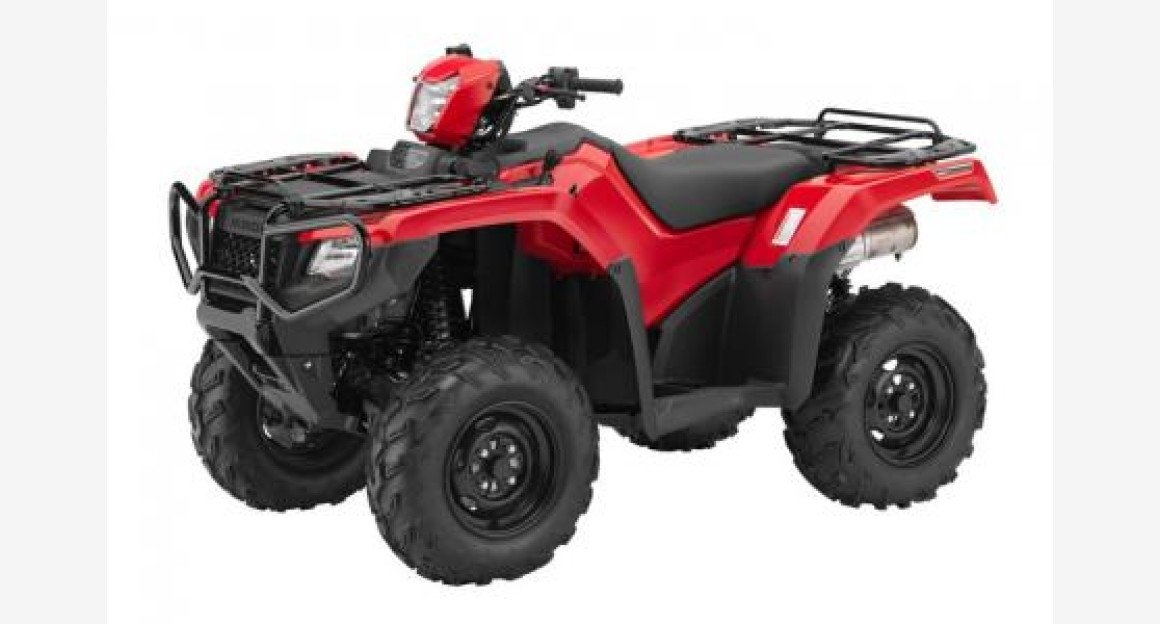 2018 Honda FourTrax Foreman Rubicon for sale 200608751
