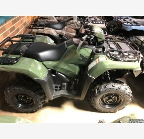 2018 Honda FourTrax Foreman Rubicon for sale 200502182