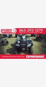 2018 Honda FourTrax Foreman Rubicon for sale 200588687