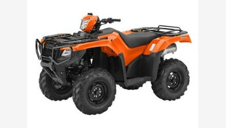 2018 Honda FourTrax Foreman Rubicon for sale 200700356