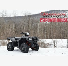 2018 Honda FourTrax Foreman Rubicon for sale 200709311