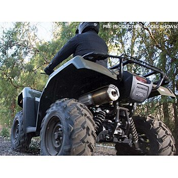 2018 Honda FourTrax Foreman Rubicon for sale 200745166