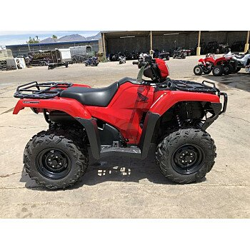 2018 Honda FourTrax Foreman Rubicon 4x4 Automatic for sale 200748146