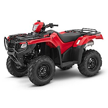 2018 Honda FourTrax Foreman Rubicon 4x4 Automatic EPS for sale 200756733