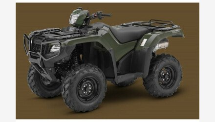 2018 Honda FourTrax Foreman Rubicon for sale 200786157