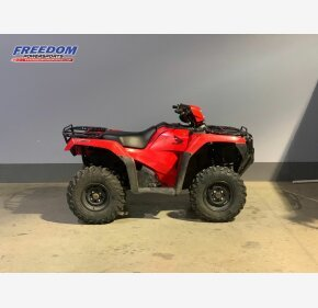 2018 Honda FourTrax Foreman Rubicon 4x4 Automatic EPS for sale 201003063