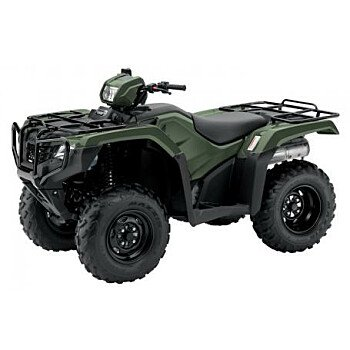 2018 Honda FourTrax Foreman for sale 200608422