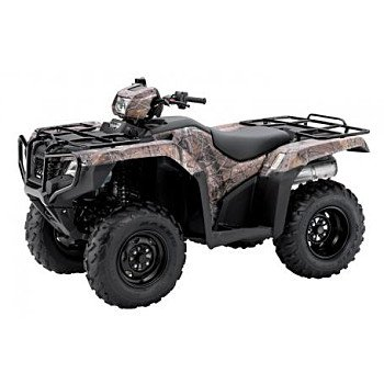 2018 Honda FourTrax Foreman for sale 200608438