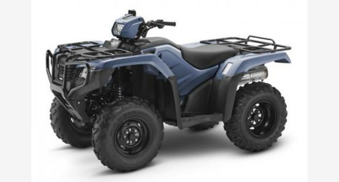2018 Honda FourTrax Foreman for sale 200608805