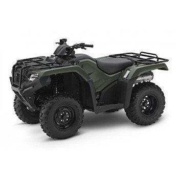 2018 Honda FourTrax Foreman for sale 200640237