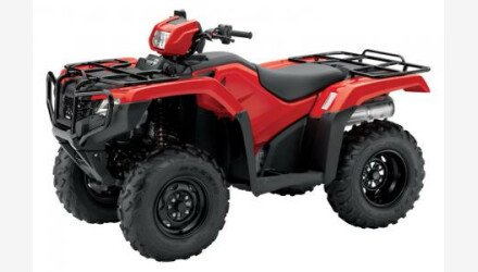 2018 Honda FourTrax Foreman for sale 200608792