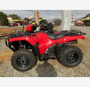 2018 Honda FourTrax Foreman for sale 200648452