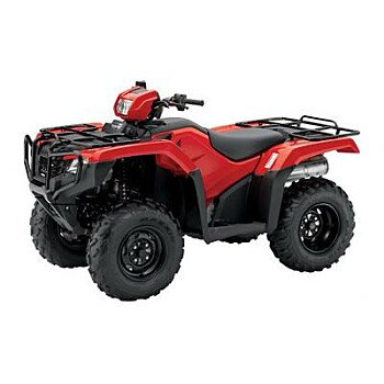 2018 Honda FourTrax Foreman for sale 200686223