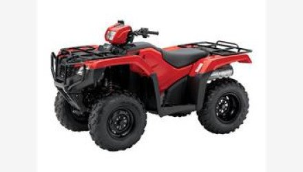 2018 Honda FourTrax Foreman for sale 200798535