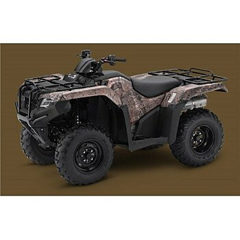 2018 Honda FourTrax Rancher for sale 200497651
