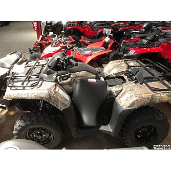 2018 Honda FourTrax Rancher for sale 200502243