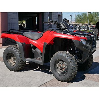 2018 Honda FourTrax Rancher for sale 200535516