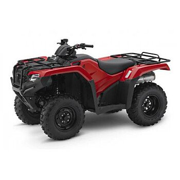 2018 Honda FourTrax Rancher for sale 200536988