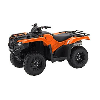 2018 Honda FourTrax Rancher for sale 200548009