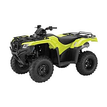 2018 Honda FourTrax Rancher 4x4 Automatic IRS EPS for sale 200553967