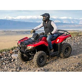 2018 Honda FourTrax Rancher for sale 200560686