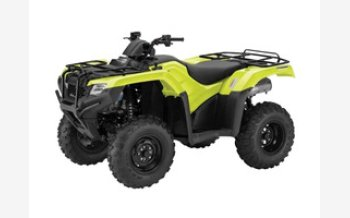 2018 Honda FourTrax Rancher for sale 200562488