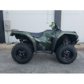2018 Honda FourTrax Rancher for sale 200572885