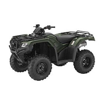 2018 Honda FourTrax Rancher for sale 200596889