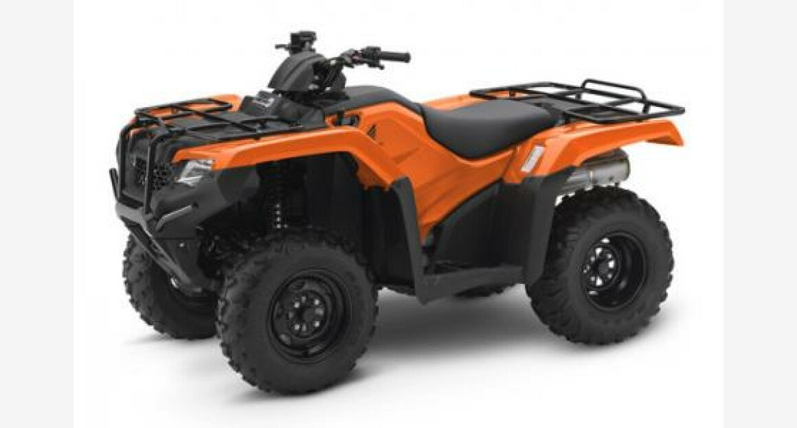 2018 Honda FourTrax Rancher for sale 200600897