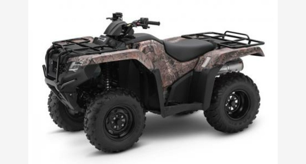 2018 Honda FourTrax Rancher for sale 200608580