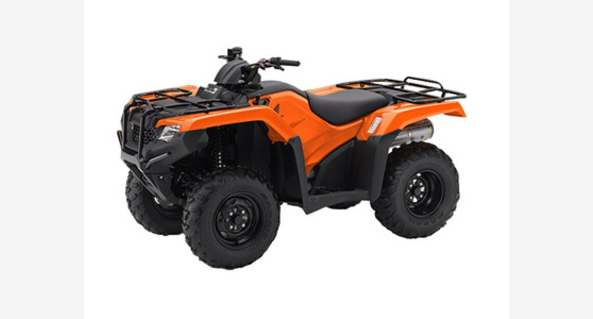 2018 Honda FourTrax Rancher for sale 200609258