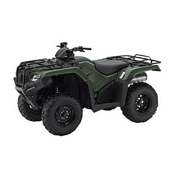 2018 Honda FourTrax Rancher for sale 200610864