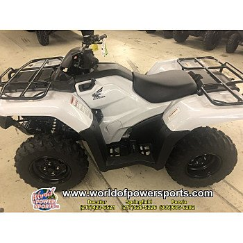 2018 Honda FourTrax Rancher for sale 200637001