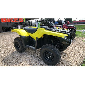 2018 Honda FourTrax Rancher 4x4 Automatic IRS EPS for sale 200680944