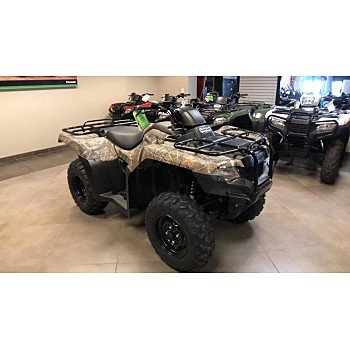 2018 Honda FourTrax Rancher for sale 200687358