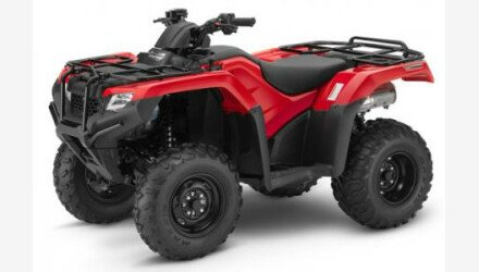 2018 Honda FourTrax Rancher for sale 200643909