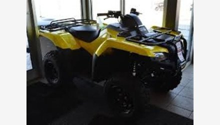 2018 Honda FourTrax Rancher 4x4 Automatic DCT IRS EPS for sale 200740637