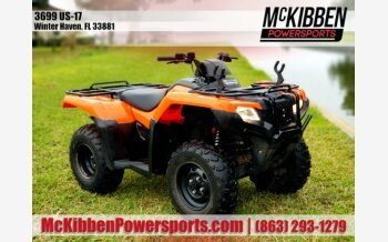 2018 Honda FourTrax Rancher for sale 200864091