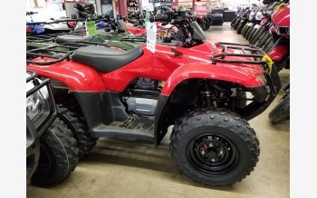 2018 Honda FourTrax Recon for sale 200556124