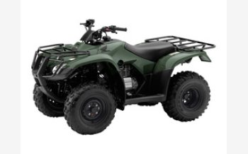 2018 Honda FourTrax Recon for sale 200612777
