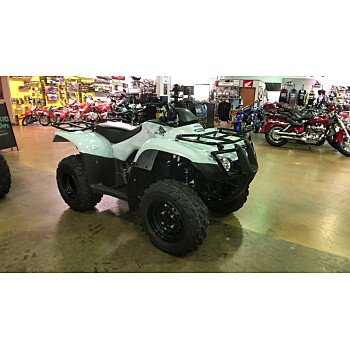 2018 Honda FourTrax Recon for sale 200680923