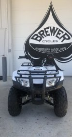 2018 Honda FourTrax Recon for sale 200796494